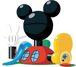 Mickey Clubhouse Clipart