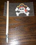 Pirate Flag Pole