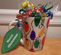 DIY Color A Mug Gift