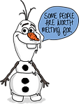 Some People Worth Melting For SVG and PNG