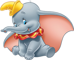 Dumbo Clipart png