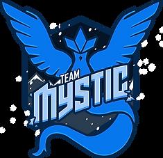 Pokemon Mystic Blue Team Clipart