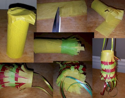 How to Make Personal Pinatas