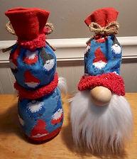 Dollar Tree Gnome Socks