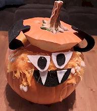 Gooey Pumpkin Monster