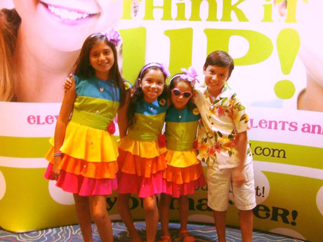 Our Think It UP! Experience