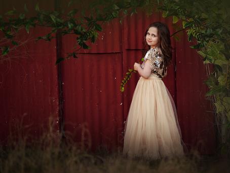 Kingman Arizona Child Photographer | Jo Lamsus Photography | Josie's 8th Bday Photos