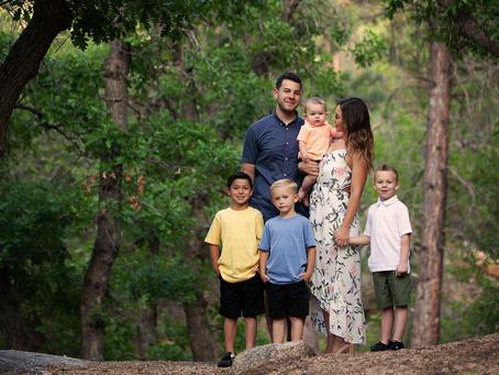 Kingman Arizona Photographer | Jo Lamsus Photography | Tomlinson Family
