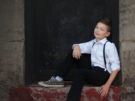 Kingman Arizona Child Photographer | Jo Lamsus Photography | Eli
