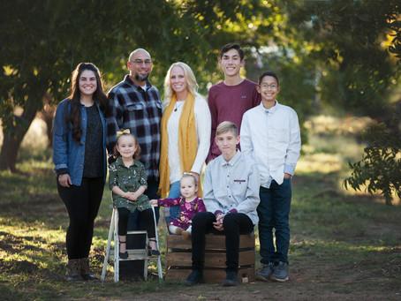 Kingman Arizona Family Photographer | Jo Lamsus Photography | N. Family