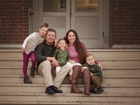 Kingman Arizona Family Photographer | Jo Lamsus Photography | Underwood Family