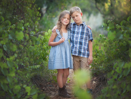 Northern Arizona Family Photographer | Jo Lamsus Photography | Jace & Alyssa