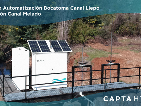 ⚡Nuevo Proyecto de Automatización de Compuertas con la Asociación del Canal Melado⚡