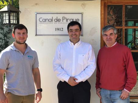 Desde nuestros inicios hasta hoy: Entrevista a nuestro primer cliente con telemetría Capta Hydro