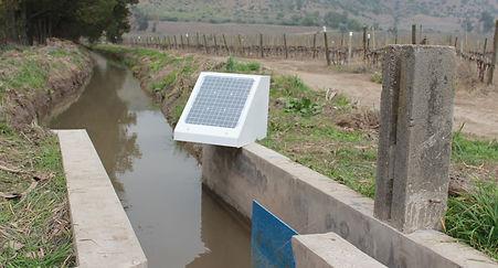 Capta CFT telemetria de nivel de agua