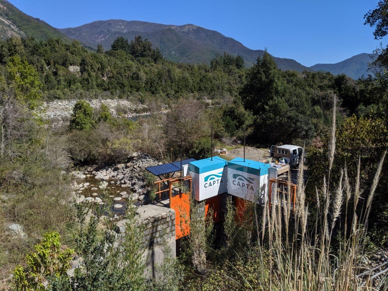 Bocatoma Canal Roblería