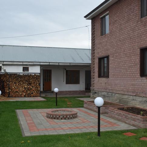 Ландшафтный дизайн в Алматы. Внутренний