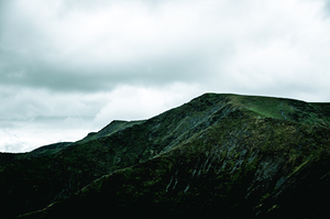 A picture of the summit of Blencathra
