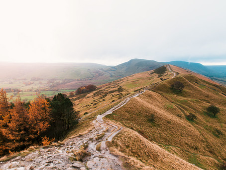 New Route: Mam Tor & The Lord's Seat