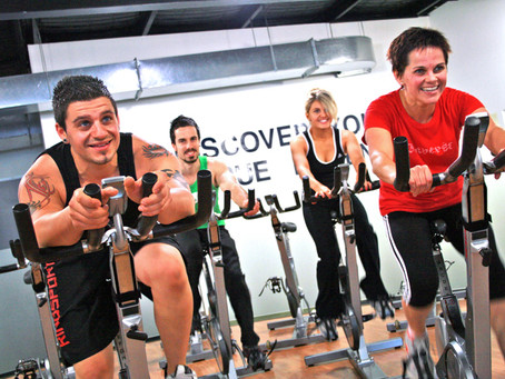 Surprising Health Benefits Of A Stationary Bike