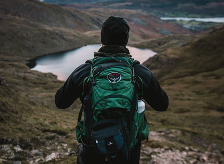 A Review - The Osprey Manta AG Rucksack