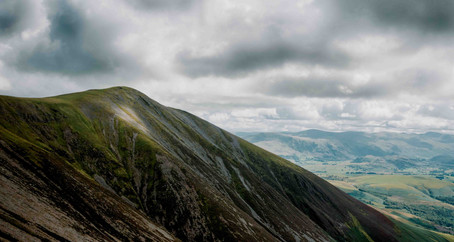 New Route: Skiddaw and Little Man