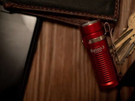 Northern Stroll reviews: The Olight Baton 3 (Premium Edition)