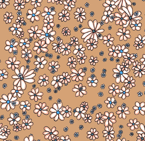 CRAZY DAISIES - 10 Color Collective | iesza-jessica Design ...