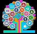 التسويق الالكتروني من خلال اإدارة مواقع التواصل الإجتماعي