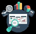 خدمات اشهار المواقع وتهيئة الموقع لمحركات البحث SEO