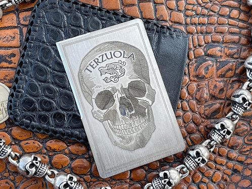 Skull Credit Card Opener