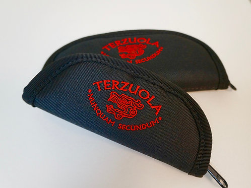 Small  Embroidered Terzuola Pouch