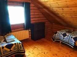 Third bedroom upstairs
