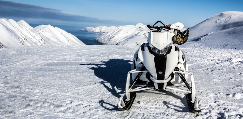 Amazing Mountains - Snowmobile Rides