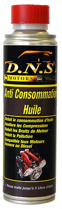 Anti-Consommation d'Huile  300ml