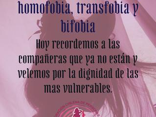 17 de mayo: A 30 años de que la OMS ya no considera enfermedad a la homosexualidad