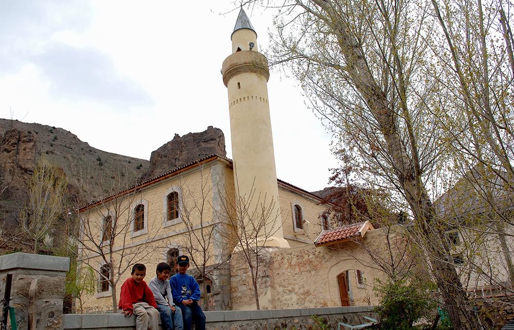 Süleymaniye Cami-Gümüşhane