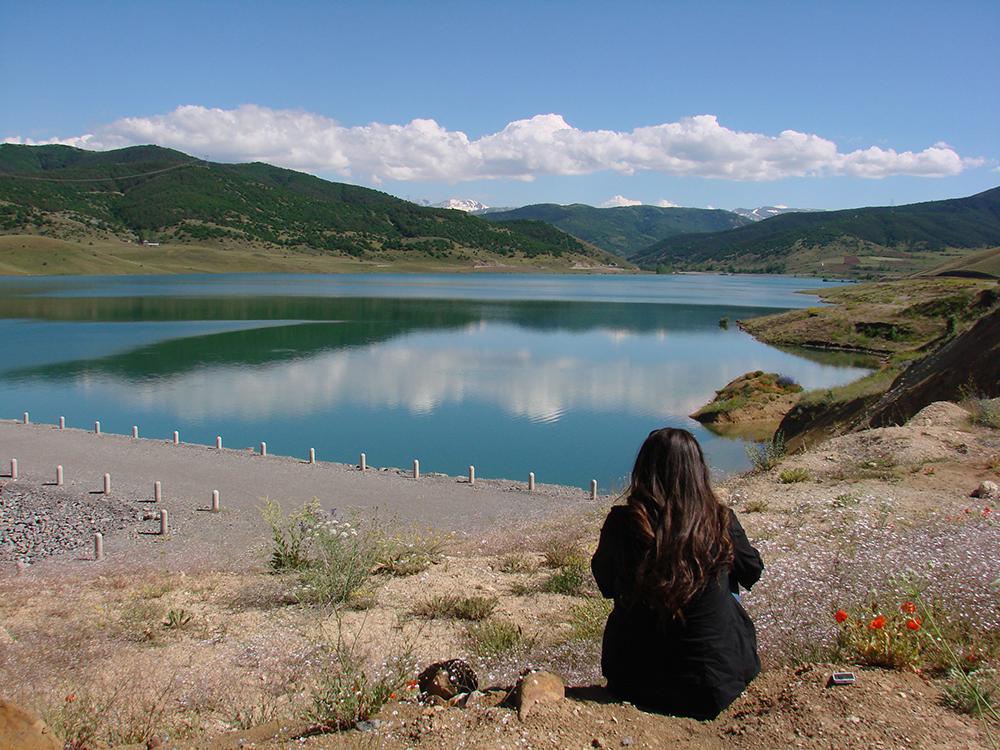 Sadak Baraj Gölü-Kelkit