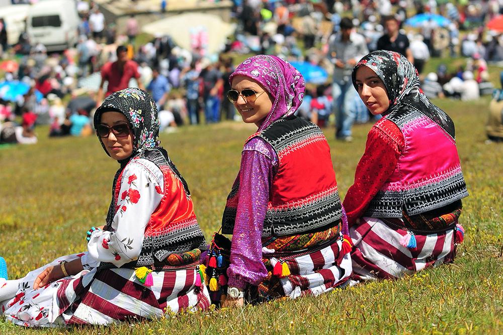 Kazıkbeli Yaylası-Kürtün