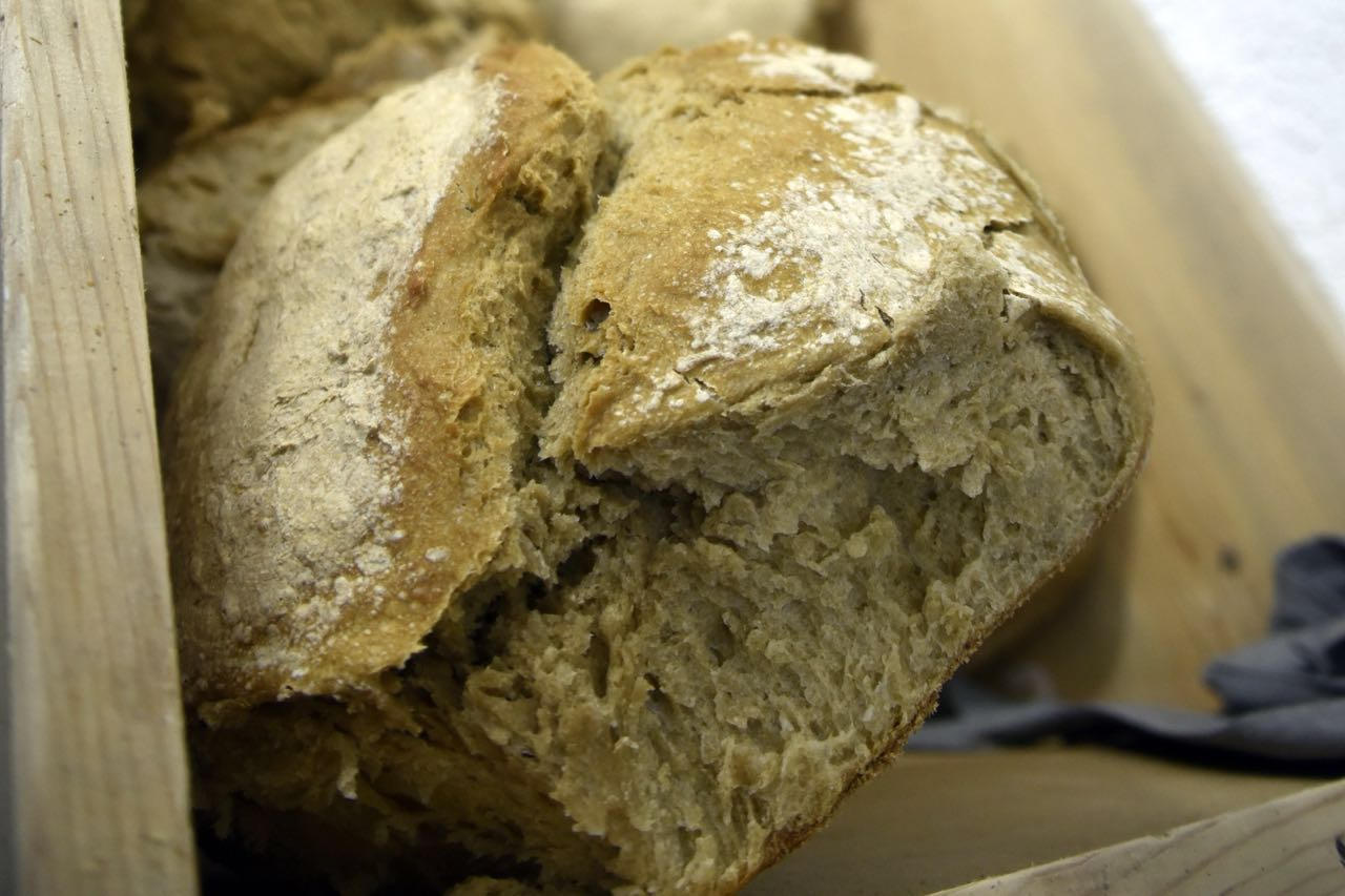 Gümüşhane Ekmeği