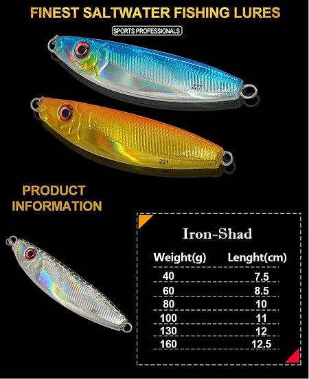 Ray Iron-Shad Jig