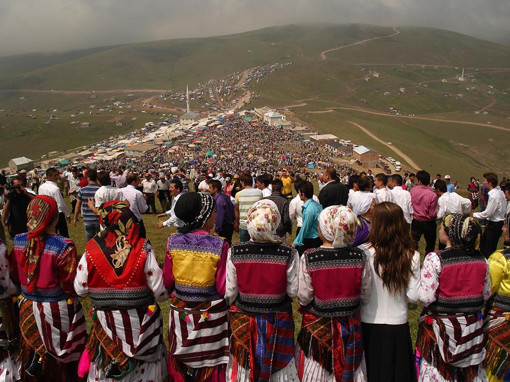 Kadırga Yaylası-Kürtün