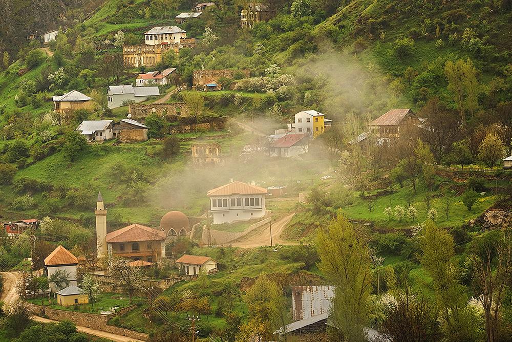 Süleymaniye Mahallesi-Gümüşhane