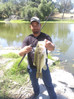PB Bass on Ray Alpha SQUAL UL Rod