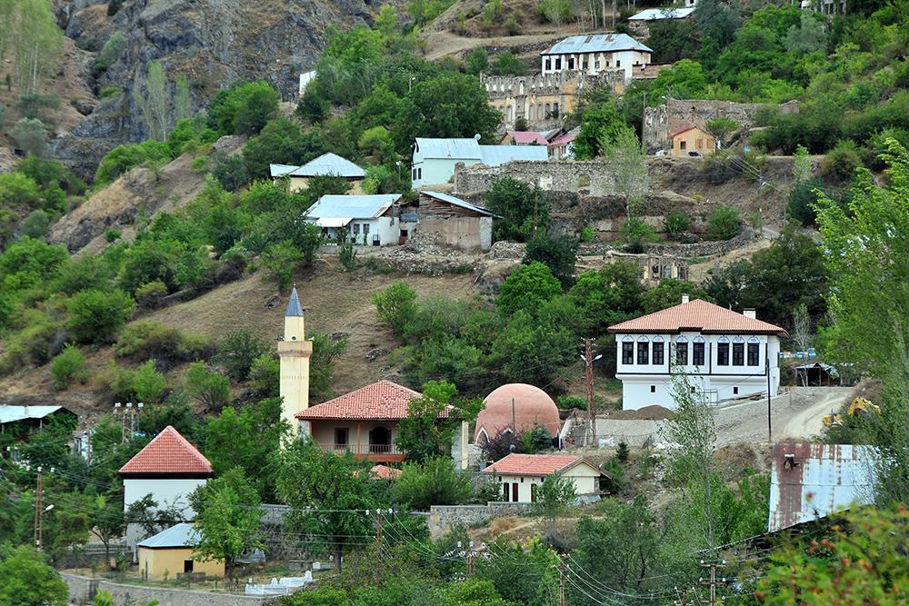 Süleymaniye Mahellesi-Gümüşhane