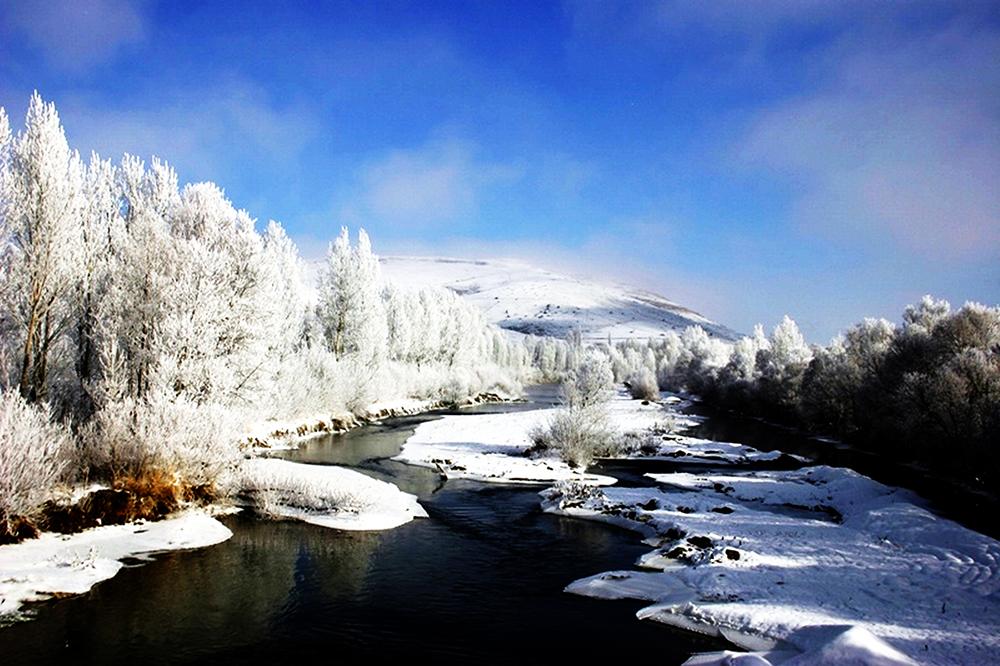 Kış Manzarası-Kelkit