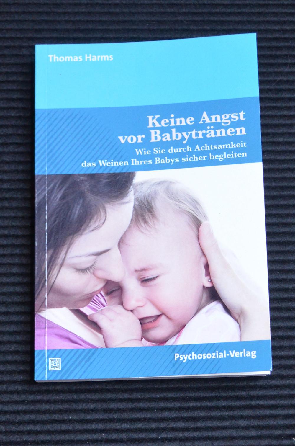 Buchtitel: Keine Angst vor Babytränen