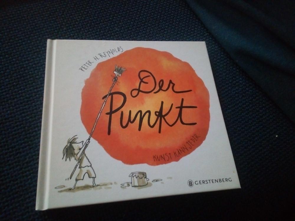 Der Punkt, von Peter H. Reynolds, Kinderbuch