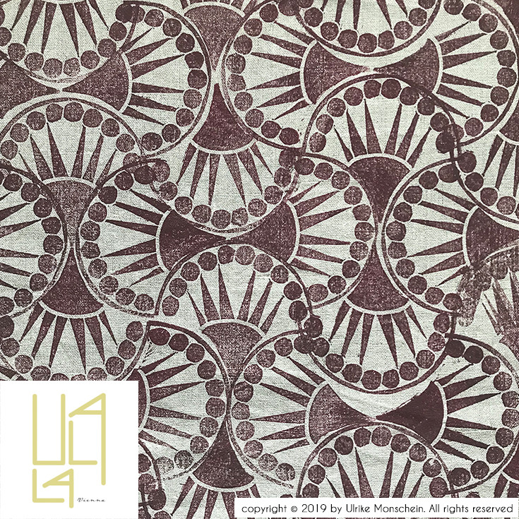 Muster von Ulrike Monschein, Vienna