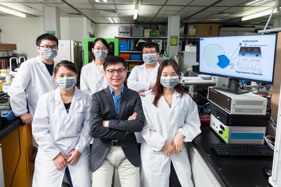 Press on LIG mask